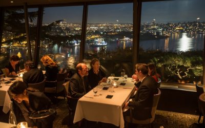 The Seattle Times – The 4 best special occasion restaurants for the Seattle area