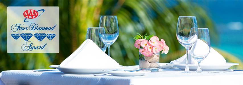 AAA Announces Four Diamond Restaurants for 2017