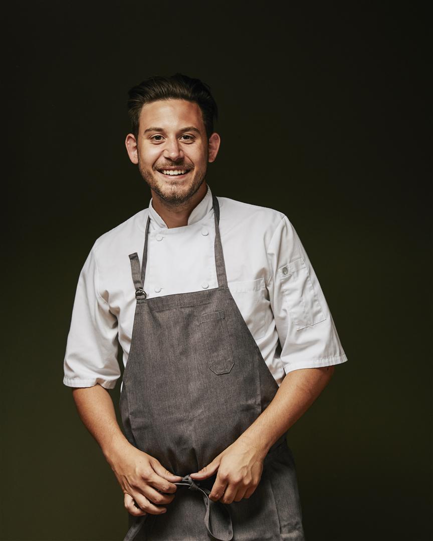 Chef de Cuisine Casey Palermino