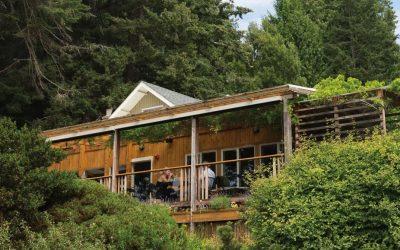 SeattleMet – Willows Inn: The One That Started It All