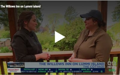 Q13 Fox – Witness 'chefs in the wild' at award winning inn on Lummi Island