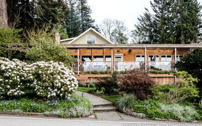supertaster Mel – The Willows Inn – Best Restaurant in America
