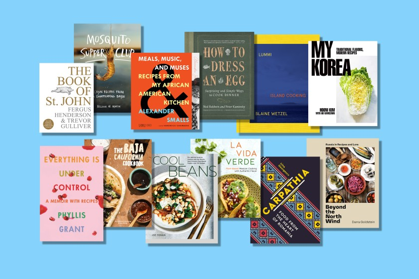 Los Angeles Times – 12 cookbooks that refresh the spirit and inspire in the kitchen